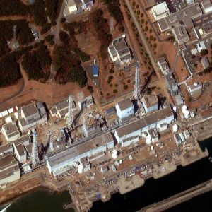 3月18日の衛星写真